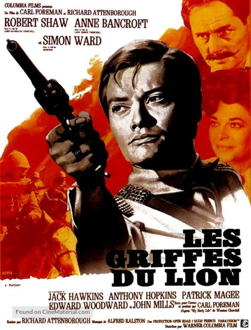young-winston-french-movie-poster